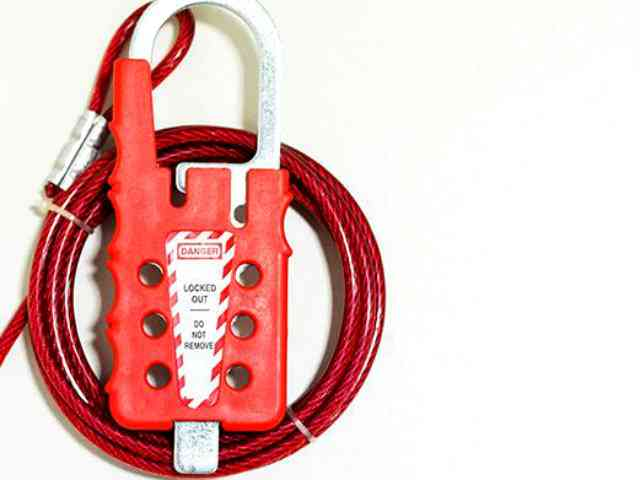 Cable Lockout Device