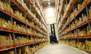 Logistics Shelf