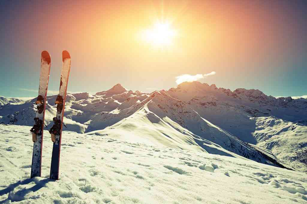 Spend Your Free Time Skiing