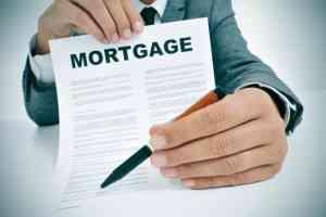 Mortgage Form in Utah