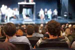How to behave in the theatre