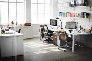 Workplace Interior