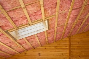 Installed Insulation At Home