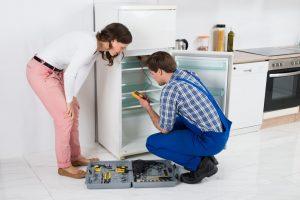 refrigerator repaired