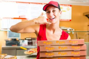 fast food pizza franchise