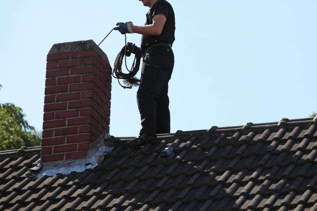 Maintaining your flue and fireplace