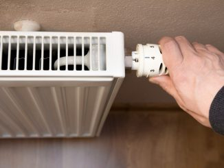 Practical heating during the cold season