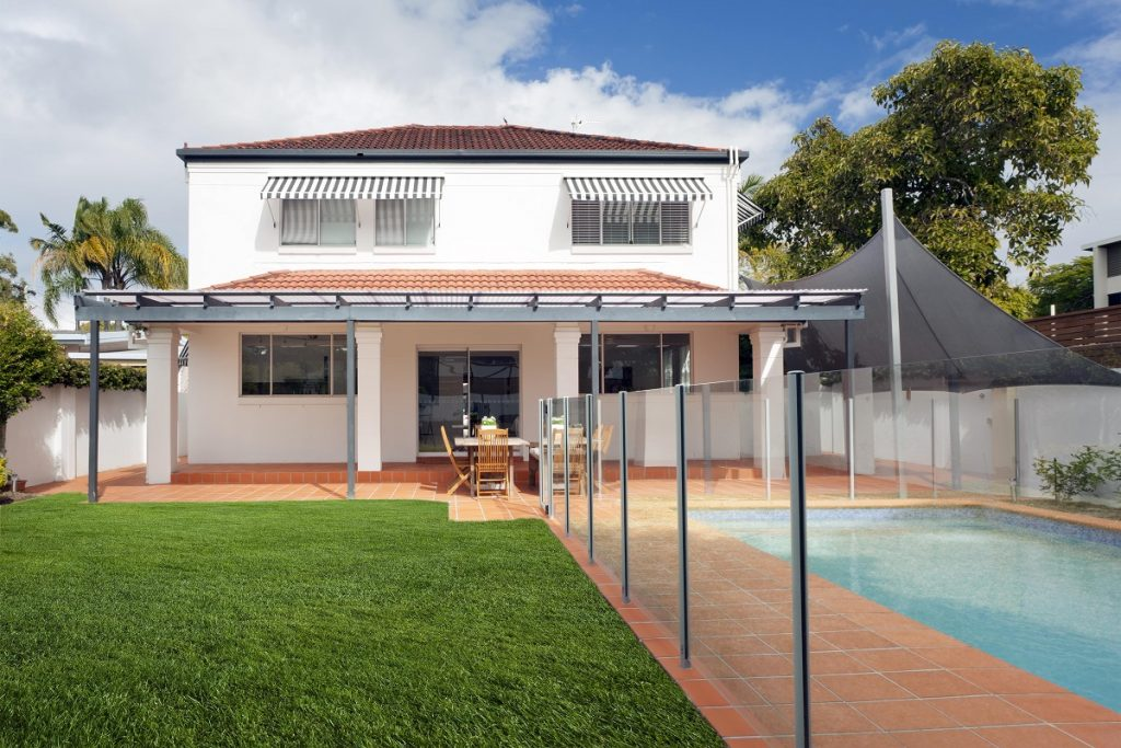 Large Australian Home
