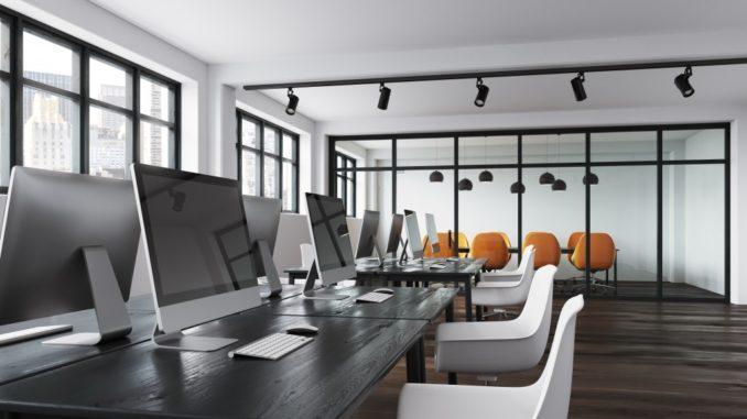 empty open space office