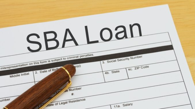 Applying for a SBA Loan